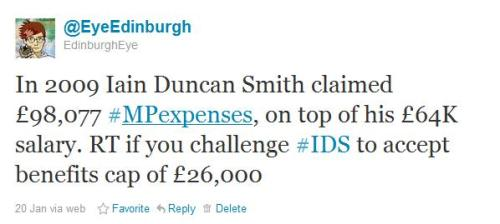 The IDS Chttp://edinburgheye.wordpress.com/wp-admin/post.php?post=752&action=edit&message=1#post_namehallenge on Twitter