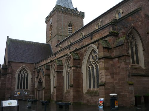 St Johns Kirk, Perth