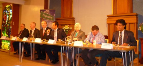 ELREC hustings 19th March