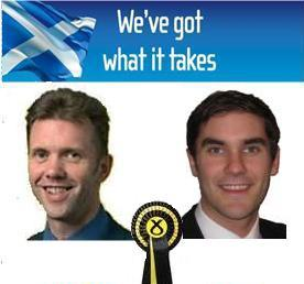 Leith SNP selects two men