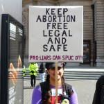 Keep Abortion Free Legal and Safe Pro-Liars Can SPUC OFF
