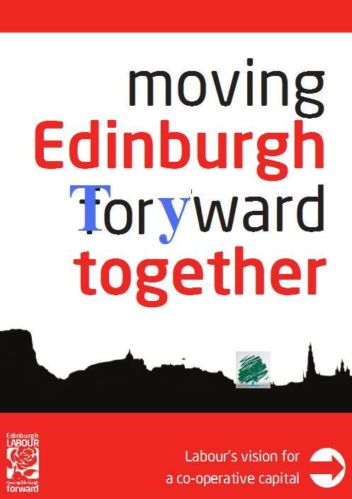 Moving Edinburgh Toryward Together