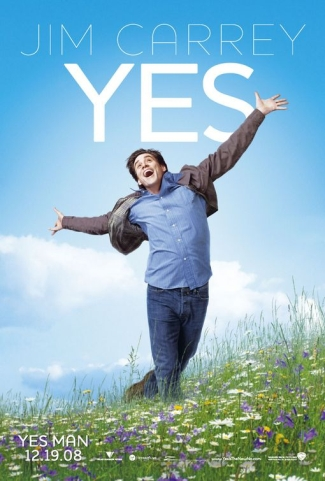 The YES man - Jim Carrey