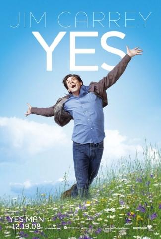 The YES man - Jim Carrey