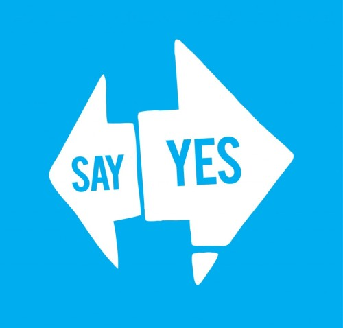 Yes to action on climate change