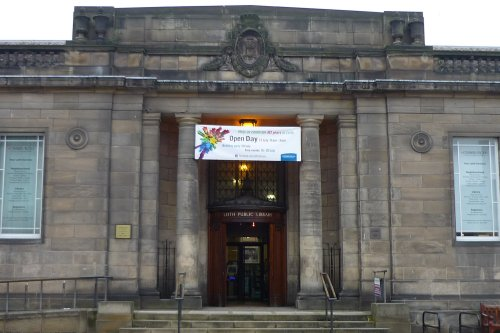 Leith Public Library