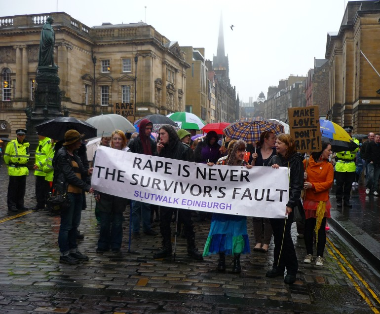 Rape Is Never The Survivor's Fault