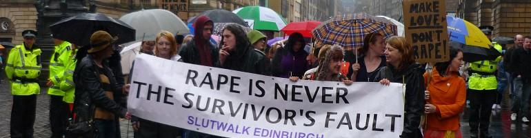 Rape Is Never The Survivor's Fault