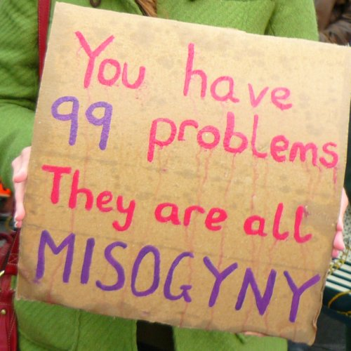 Edinburgh Slutwalk 2012: You have 99 problems - they are all Misogyny