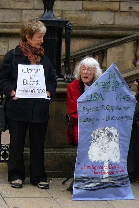 Women In Black - Hiroshima Vigil