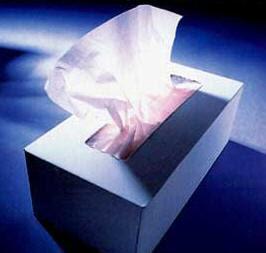 Alan White's Kleenex
