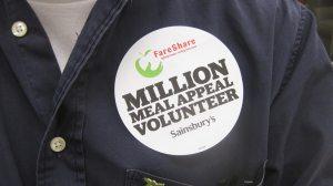 Sainsburys Million Meal Appeal