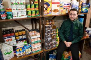 Dundee food bank