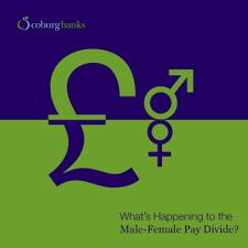 Male-female pay divide