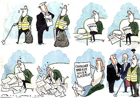 The Cycle of Workfare