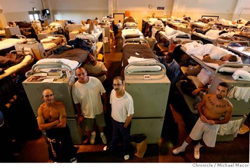 Overcrowded US Prisons