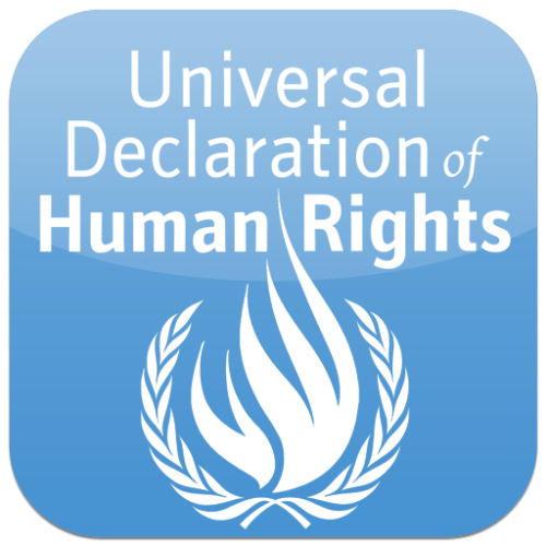 Human rights: UDHR