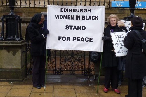 Edinburgh Women in Black