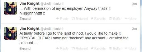 Jim Knight - Have Not Hacked