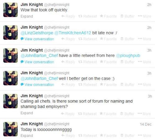 Jim Knight Tweets
