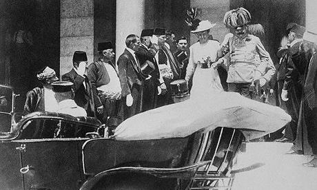 Austrian Crown Prince Franz Ferdinand