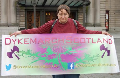 Dyke March Scotland