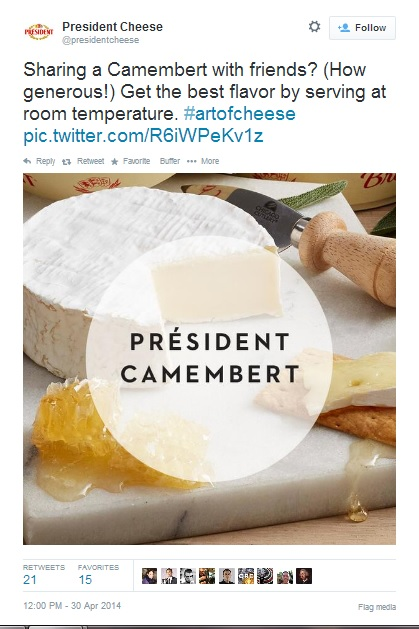 President Cheese