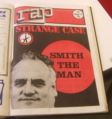 Cyril Smith in RAP