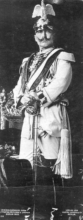 Kaiser Wilhelm II 1905