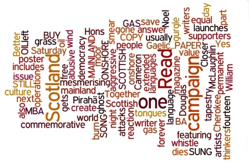 Bella Caledonia Wordle