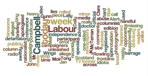 Wings Over Scotland Wordle