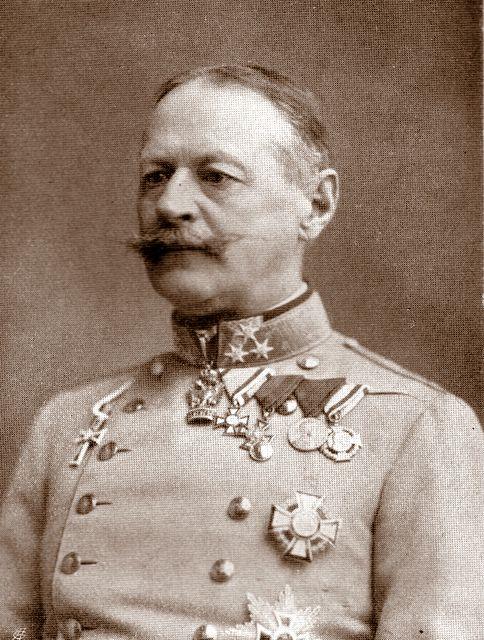 Alexander von Krobatin