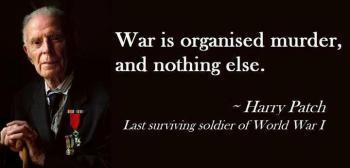 Harry Patch, last surviving British WWI veteran