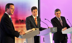 Leaders Debates 2010