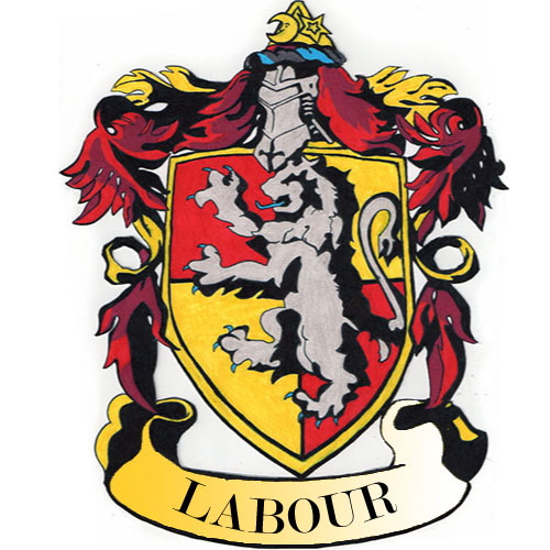 Labour majority Gryffindor