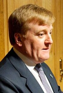 Charles Kennedy, 2009
