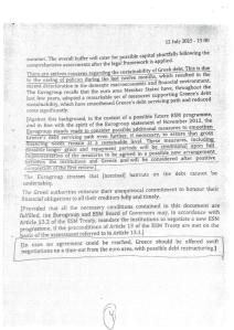 Eurogroup demand of Greece page 5