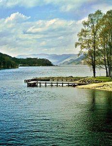 Loch Earn, Stirlingshire