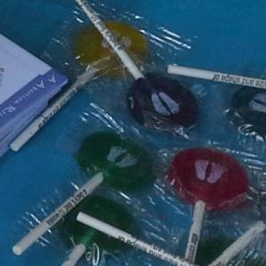 SPUC lollipops