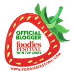 Foodie Festival Blogger