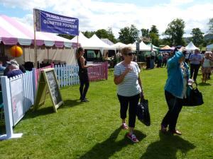 Foodies Festival Inverleith Park