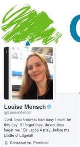 Louise Mensch on Twitter