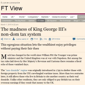 The madness of King George III's non-dom tax system