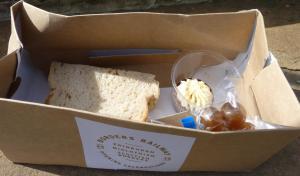 Borders Railway Lunch