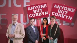 Jeremy Corbyn won