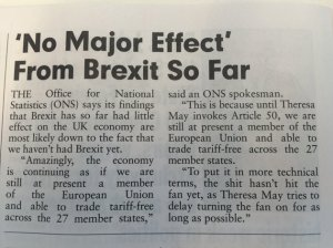 Private Eye on Brexit