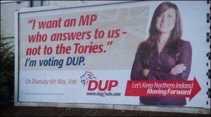 """We want an MP who answers to us - not to the Tories"""