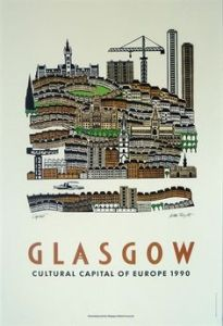 Glasgow Cultural Capital of Europe 1990
