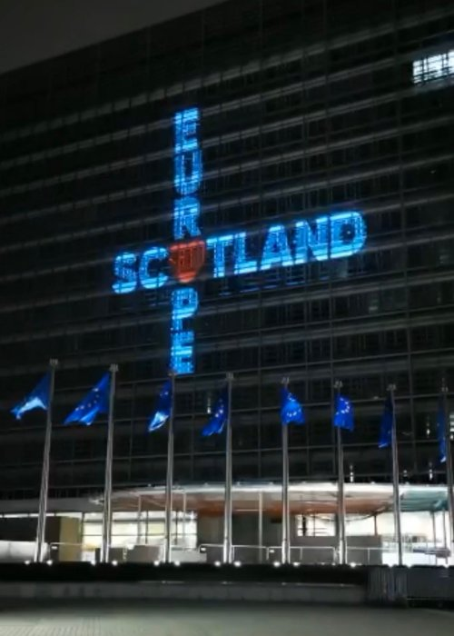 Scotland Heart Europe