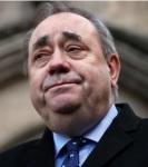 Alex Salmond, disgraced former First Minister